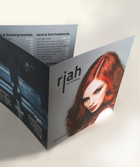 riah - Graphic design Belfast